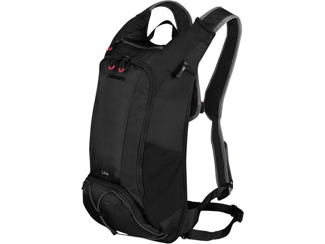 9848041a84e1bf Shimano Unzen II Trail Backpack 14L, black su Bikester